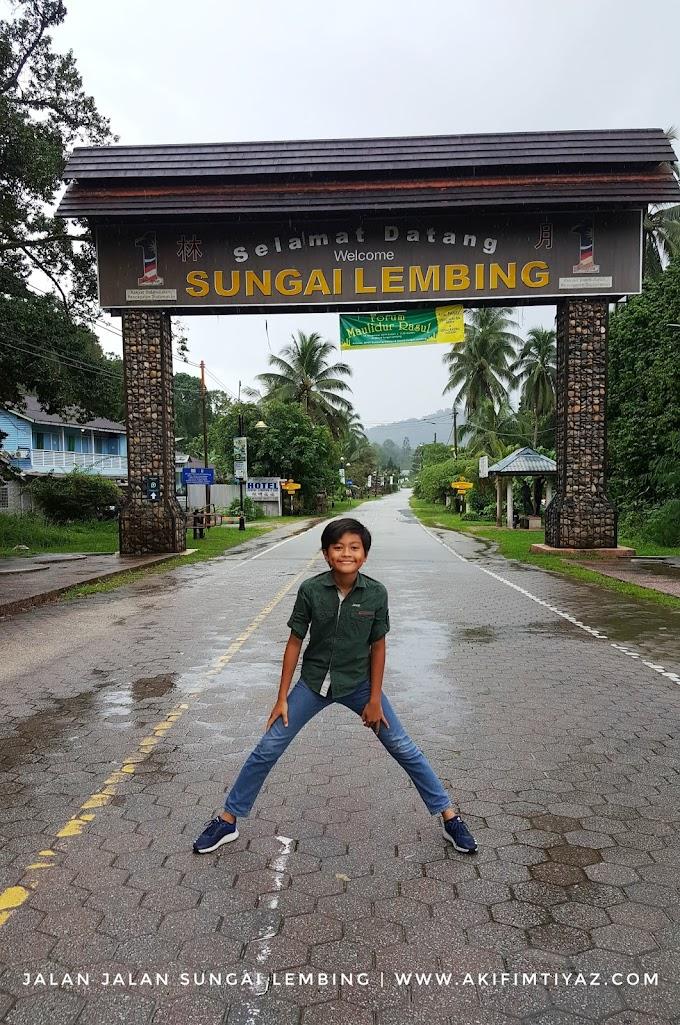 Jalan Jalan Ke Sungai Lembing