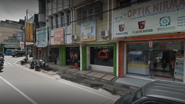 Rumah Makan Lintong Kota Serang Banten