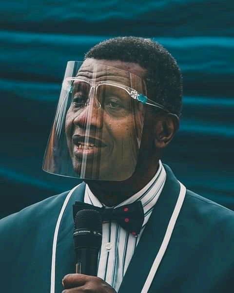 """if they asked me to get vaccinated 10 times would be vaccinated"""", Pastor Adeboye."""
