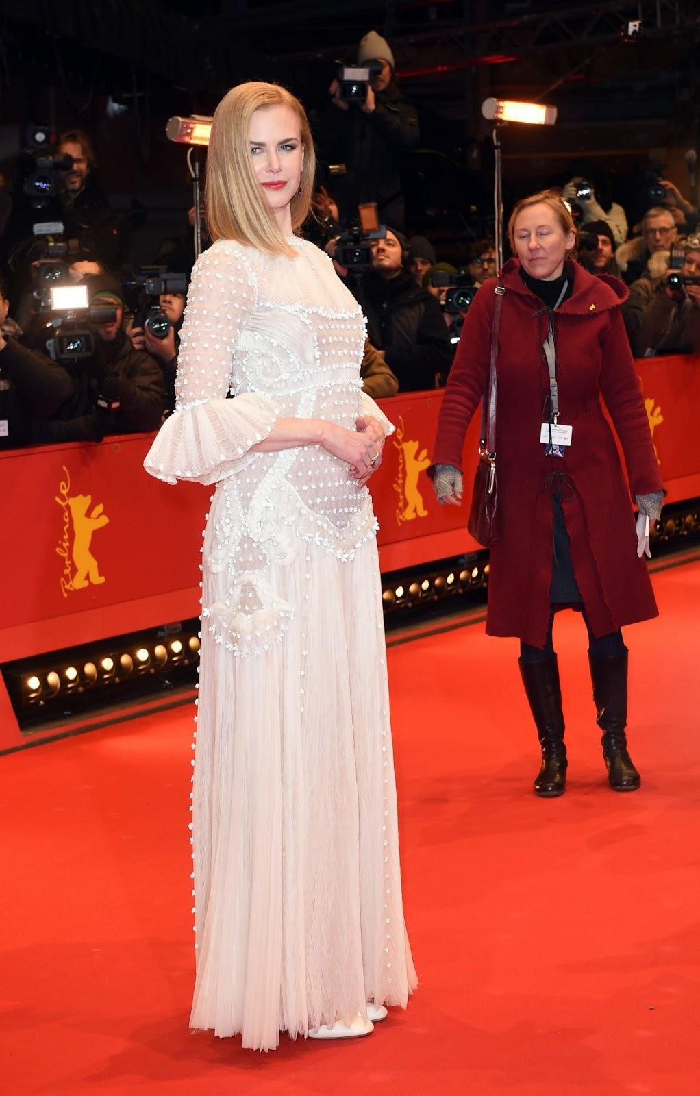 Nicole Kidman at 'Queen of the Desert' Premiere – Berlinale IFF
