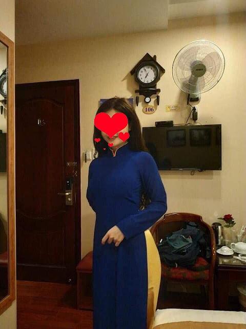 Thêm nữ lễ tân khách sạn bị phát tán clip nhạy cảm 2