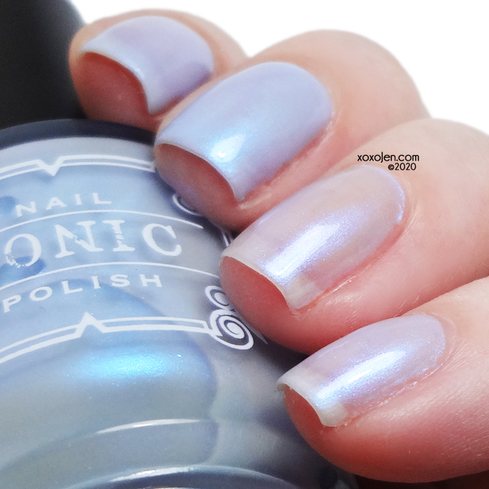 xoxoJen's swatch of Tonic I'm So Chill