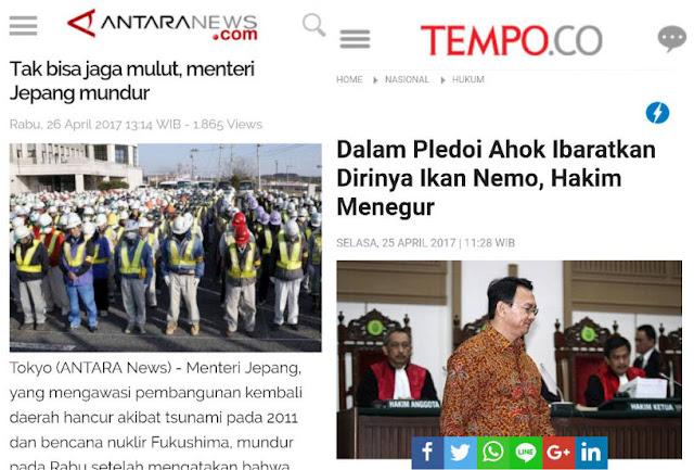Bicara Sembarangan, Menteri Jepang Mundur Dari Jabatan; Di Indonesia Malah Jadi Ikan Nemo