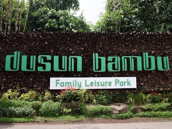 [Travel Destination] Dusun Bambu Lembang
