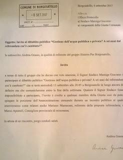 amministrazione comunale di Borgosatollo non risponde