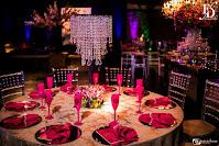 festa de 15 anos na sogipa salão dcg com maquiagem de salão transformamos o dcg da sogipa com um projeto moderno sofisticado elegante luxuoso com lustres painel de led em tons de rosa pink e laranja por fernanda dutra eventos