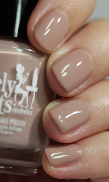 Girly Bits You Go Squirrel Friend swatch by Streets Ahead Style