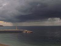 nevrijeme Brački kanal slike otok Brač Online