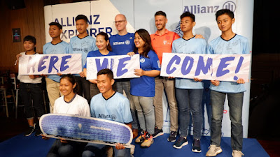 Allianz Explorer Camp