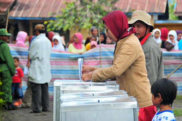 Pemilihan Umum di Desa