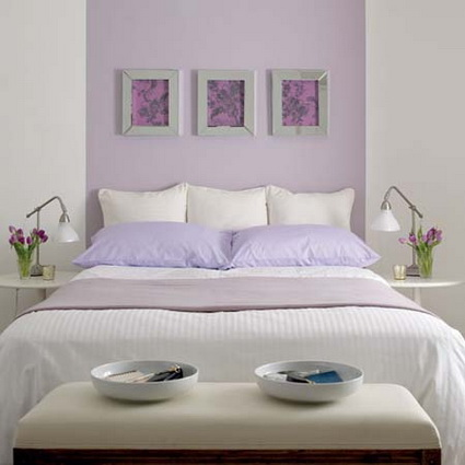 Lilac Bedrooms With Nice Colors 5