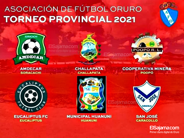 Torneo Provincial San José Bolivia