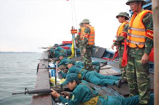 Dân quân tự vệ biển là gì? Các chế độ chính sách dân quân tự vệ biển được hưởng gồm những gì?