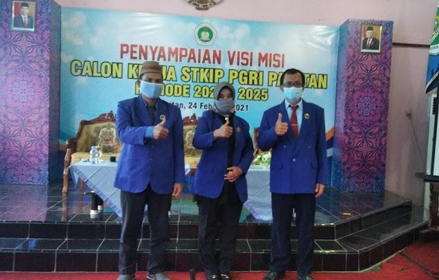 Selangkah Lagi ! Dr.Mukodi, M.S.I  Nahkodai STKIP PGRI Pacitan 2021-2025