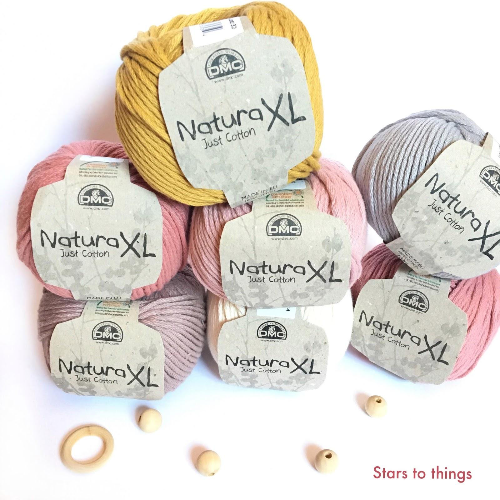 El blog de Dmc: Patrón de ganchillo gratis: Neceser con Natura XL ...
