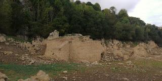 Horno de calcinación de la mina Mame en el pozo Ostión, La Arboleda, Bizkaia