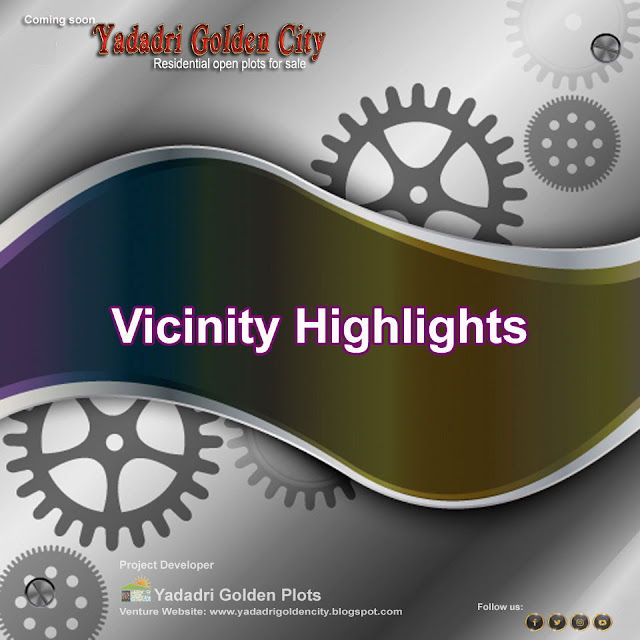 Vicinity Highlights.