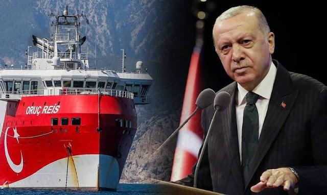 Το ύπουλο σχέδιο του ημίτρελου Ερντογάν που φέρνει σύρραξη με την Ελλάδα