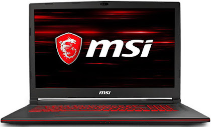 MSI GL73 8RE-631XES