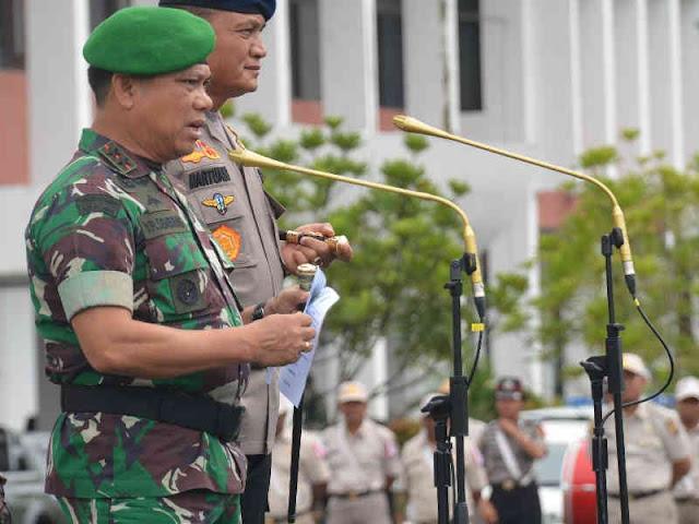 Yosua Pandit Sembiring Harap TNI dan Polri Jaga Baik Pemilu 2019 di Papua