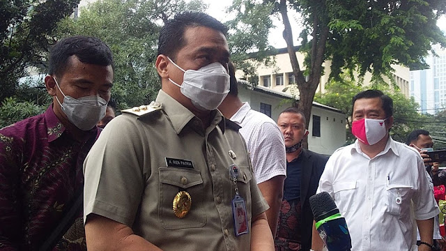 Wagub DKI: Saya Baru Dengar Ada Tunawisma di Sudirman