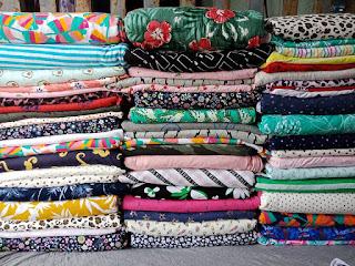 Tổng hợp các loại vải may mặc và các loại vải may đầm đẹp tại Bình Dương