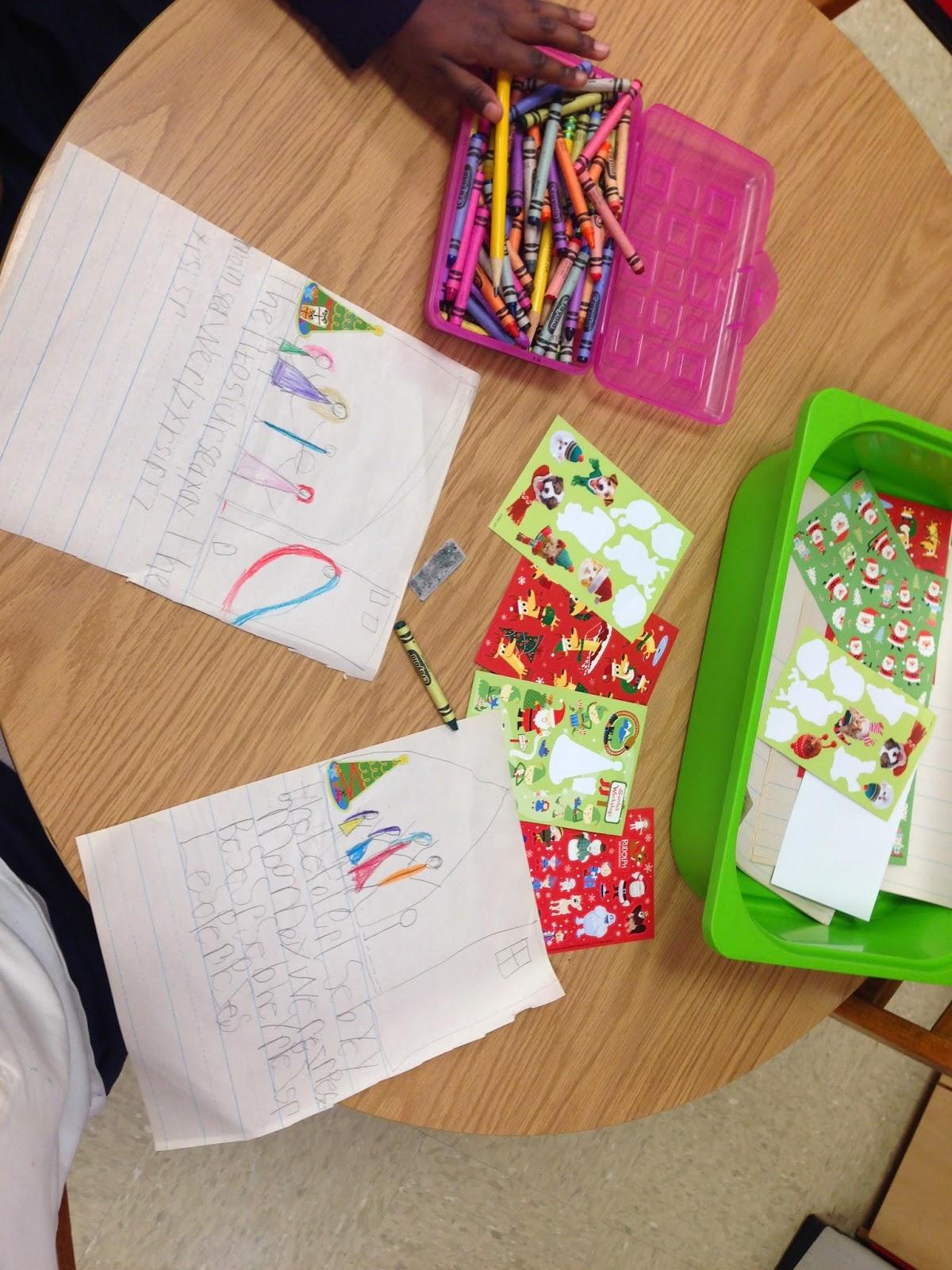 A Neighborhood Kindergarten More Christmas Center Fun