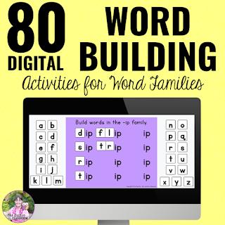 Cover of Digital Word Work resource