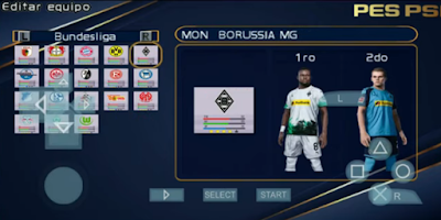 New Texture PPSSPP PES 2020 Ultimate Edition