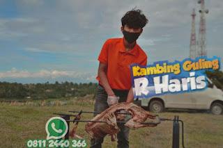 Kambing Guling Ala R Haris Lembang, kambing guling r haris lembang, kambing guling, kambing guling lembang,