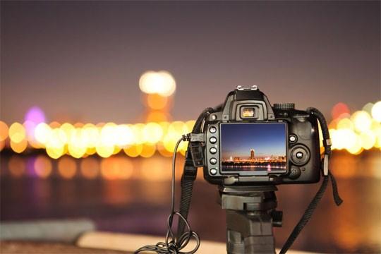 Teknik Memotret Background Blur Menggunakan DSLR