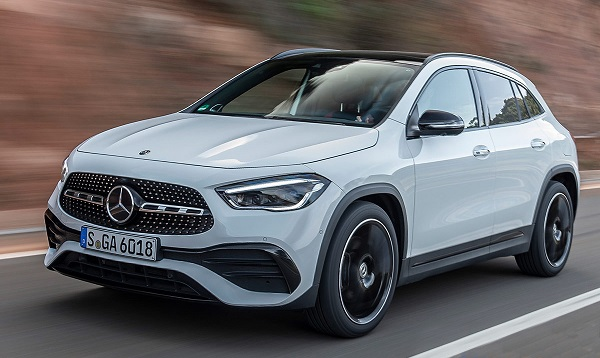 Mercedes Benz GLA 2021