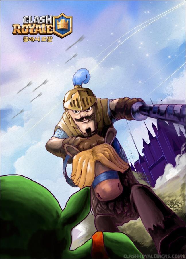 desenhos lend u00e1rios de clash royale feitos por f u00e3s