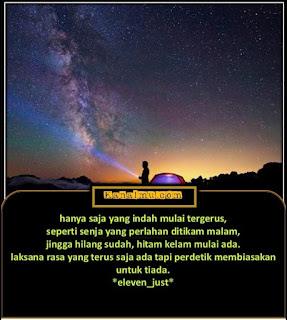 quotes malam indah penuh makna