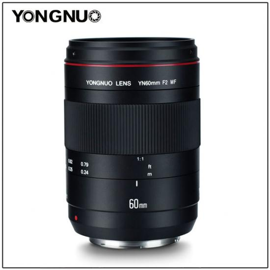 Объектив Yongnuo YN 60mm f/2 MF