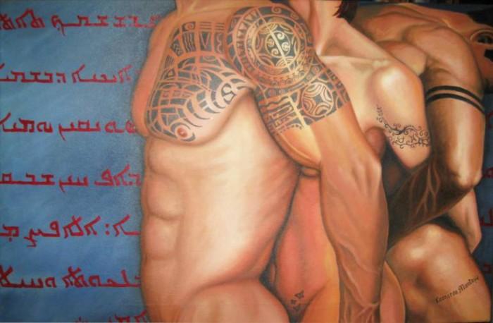 Искусство должно помогать людям. Leonardo Montoya