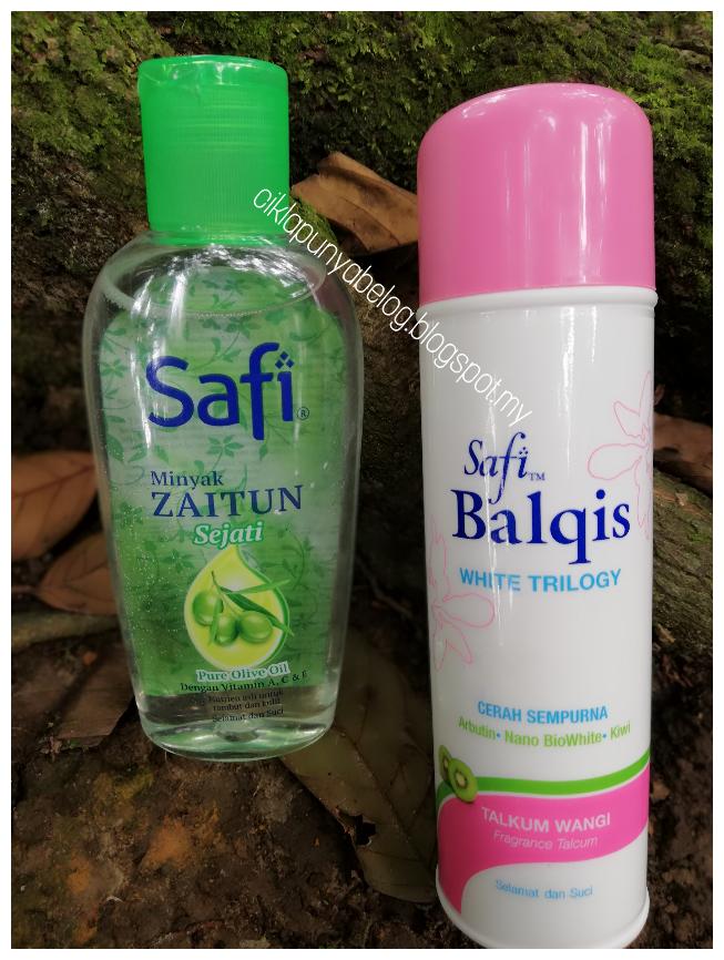 6 produk SAFI best yang cikla guna yang korang patut guna juga!