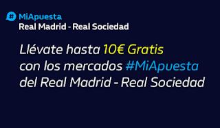 william hill Promo liga Real Madrid vs Real Sociedad 23-11-2019