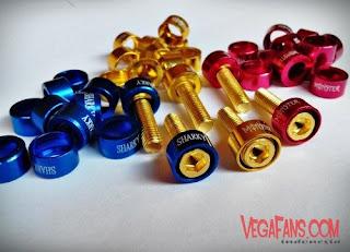 Baut Variasi Modifikasi Vega