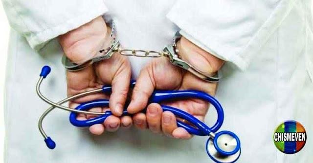Ginecólogo detenido en Carabobo por meterle mano a sus pacientes a la fuerza