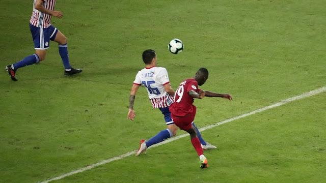 Qatar+First+Goal