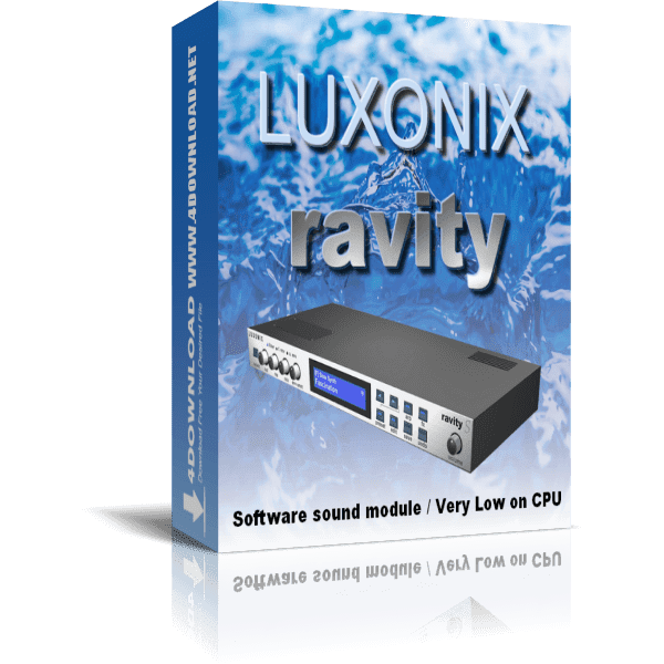 Download LUXONIX Ravity v1.4.3 Full version