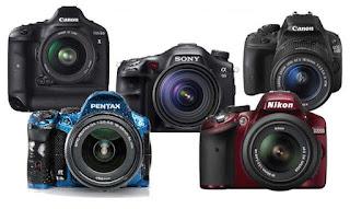 Daftar Harga Kamera DSLR Murah Terbaik Lengkap Terbaru