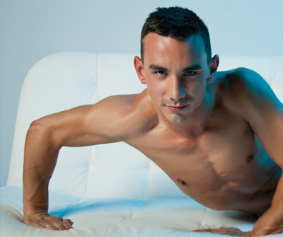 Hot Male Model Adam Avery