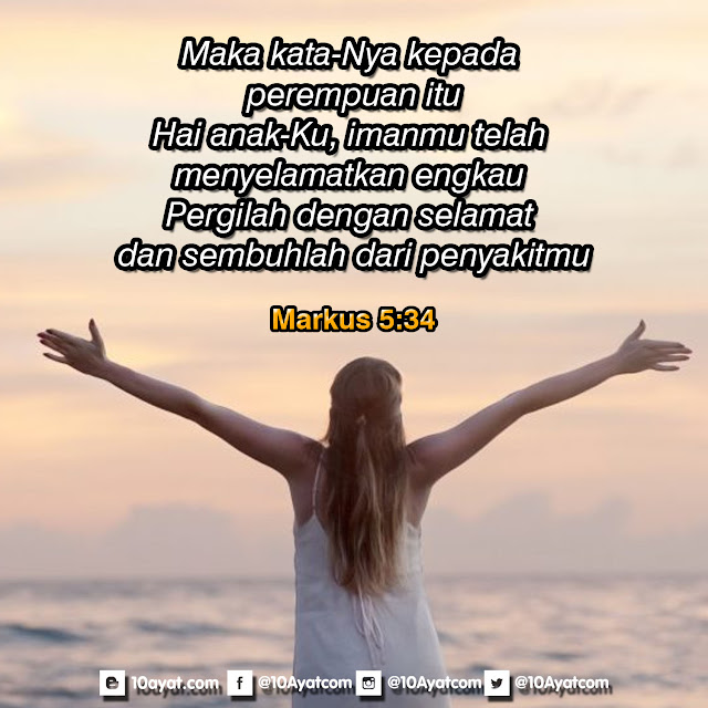 Markus 5:34