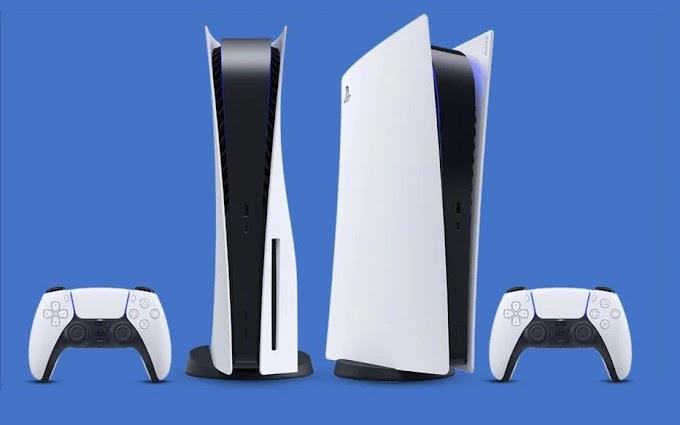 SORTEIO de Dois Playstation 5
