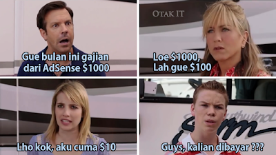 "Asal Usul Meme yang Viral ini, ""You Guys are Getting Paid"" Plus Mentahan Memenya"