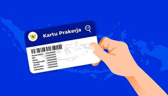 Inilah Syarat Yang Harus Dipenuhi Untuk Mendaftar Akun Kartu Prakerja Gelombang 12.lelemuku.com.jpg