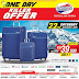 American Tourister Kuwait - One Day Offer