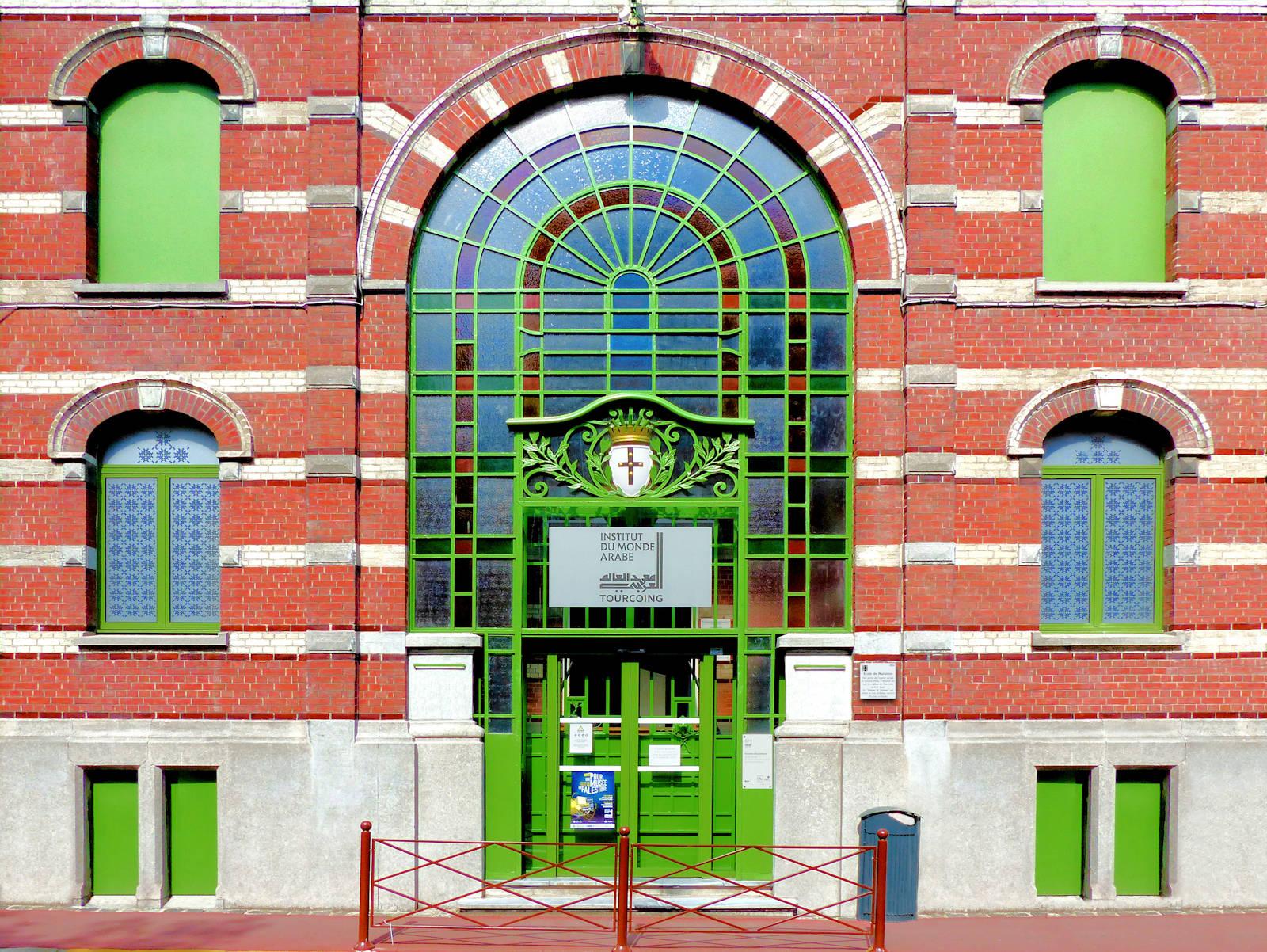 Institut du monde arabe - 9 rue Gabriel Péri, Tourcoing.